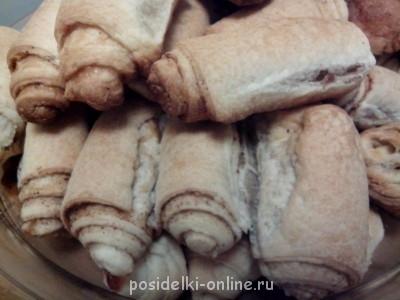 рогалики с сахаром и корицей, с кофИем очень вкусно  - IMG_20131108_215407.jpg