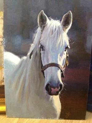 Дядя-художник, продается - лошадь.jpg