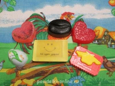 Смоет мыло и варенье и чернила или советы мыловару - IMG_1884.JPG